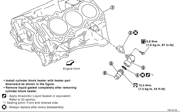 Service Manual 2012 Infiniti Fx Heater Blower Replace
