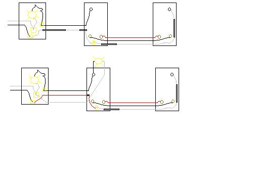 can you give me the wiring diagram for 2 line wire  power