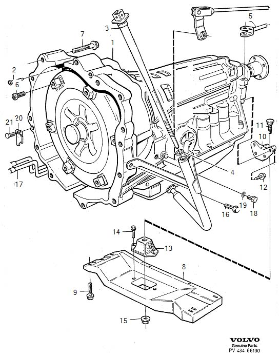 2009 volvo s60 engine diagram service manual [diagram of transmission dipstick on a 2009 ... volvo s60 engine electric diagram