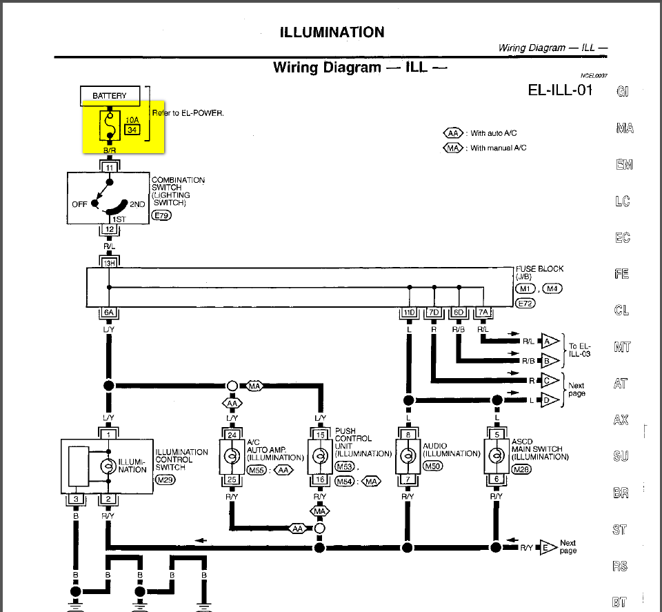 2008 Infiniti G37 Fuse Box Block Wiring Diagram Explanation Coupe Images Gallery