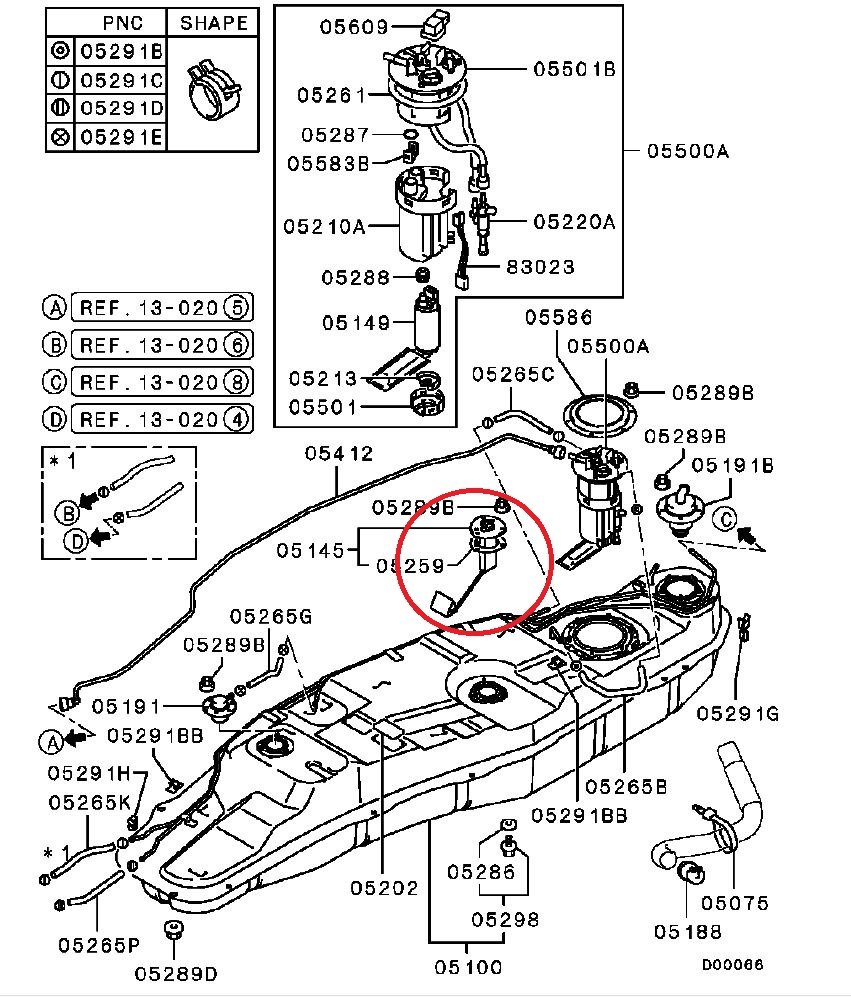 service manual  how do you replace fuel pump 1988