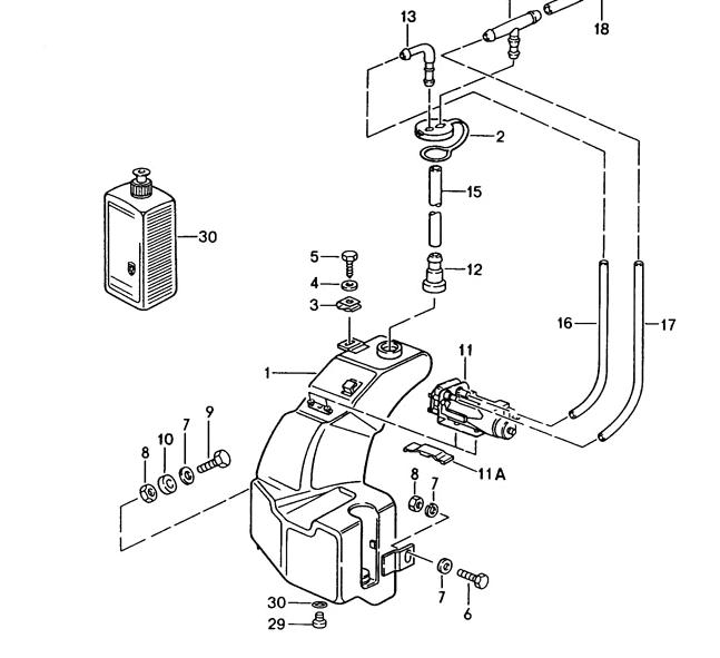 windshield washer pump location  windshield  free engine