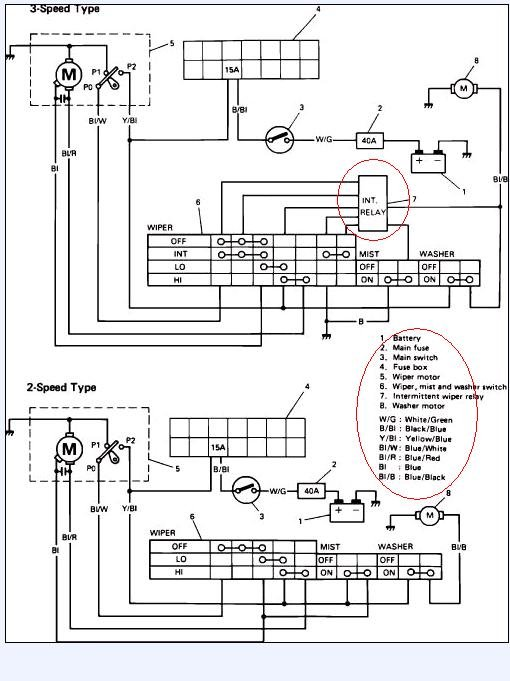 for a wiper wiring diagram for a 1991 suzuki vitara thanks ... 92 suzuki samurai wiring harness 1991 suzuki samurai wiring diagram #14