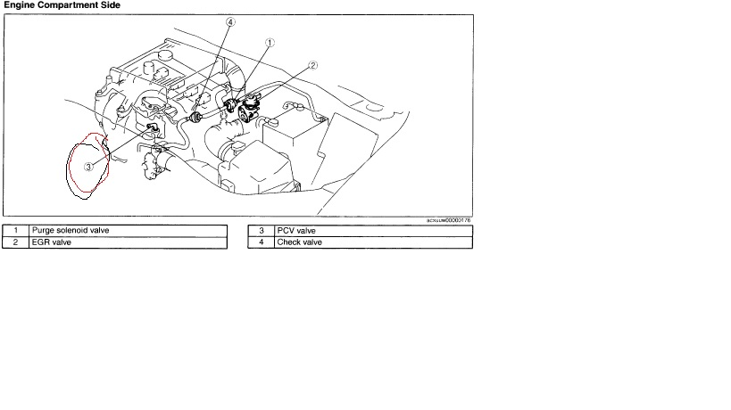 pcv valve location mazda  pcv  get free image about wiring