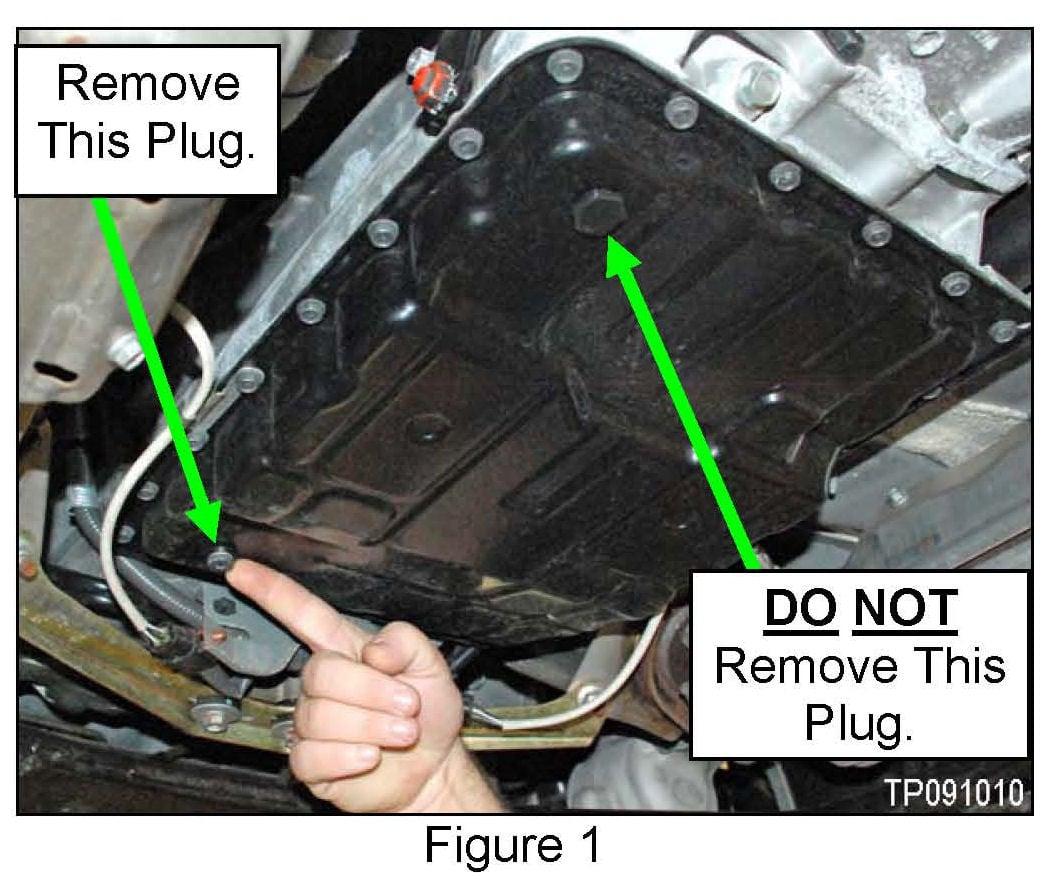 2013 Infiniti M Transmission: Service Manual [2003 Infiniti M Transmission Fluid Change