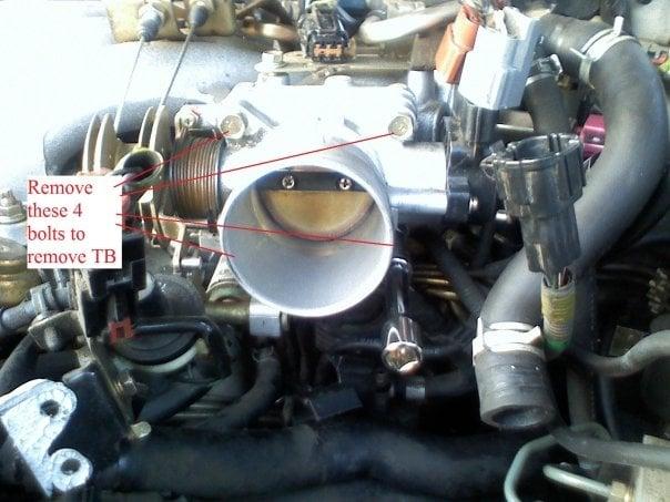 Throttle Body Wiring Harness Mazda 3 2010 Throttle Free