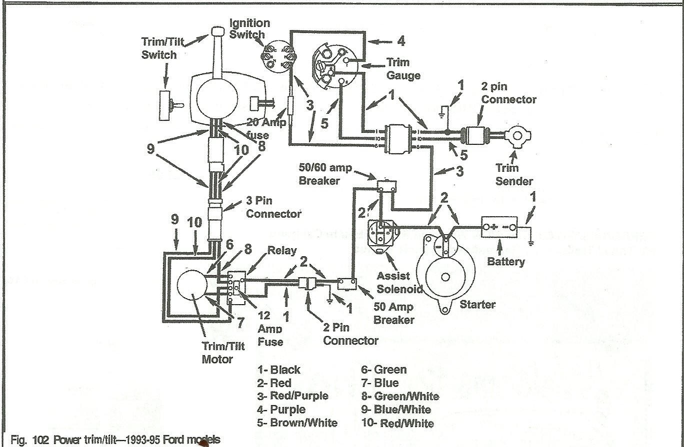 volvo penta fuel pump wiring diagram  volvo  free engine