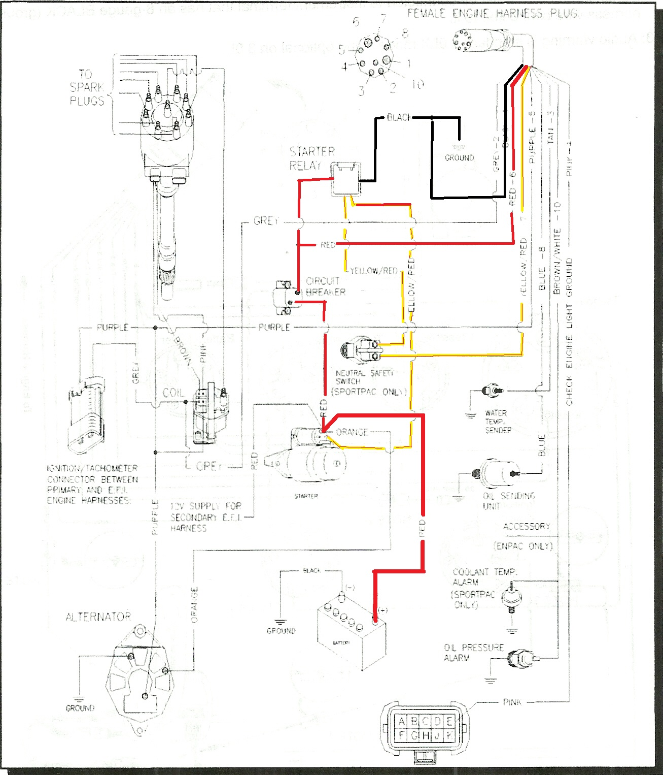 tahoe boat ignition switch diagram free wiring diagram images