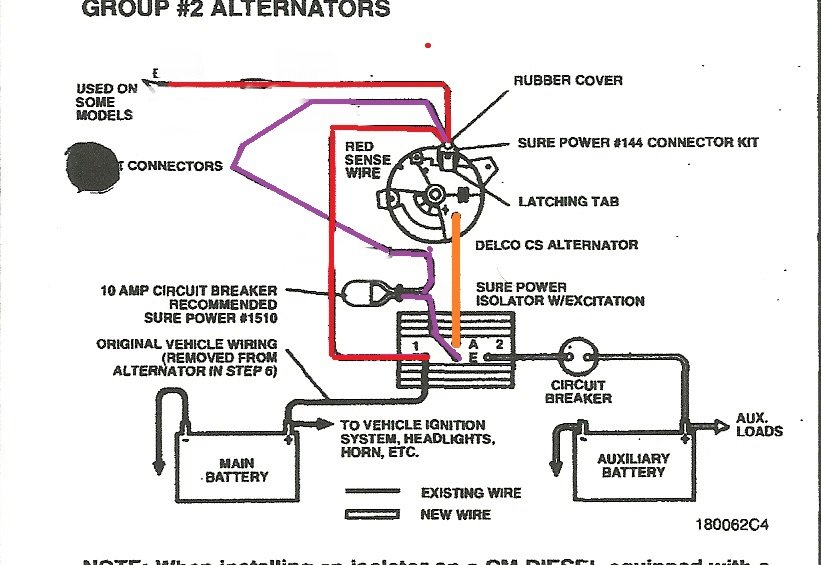 tan can you help me with installing a battery isolator 1994 on marine battery isolator wiring diagram