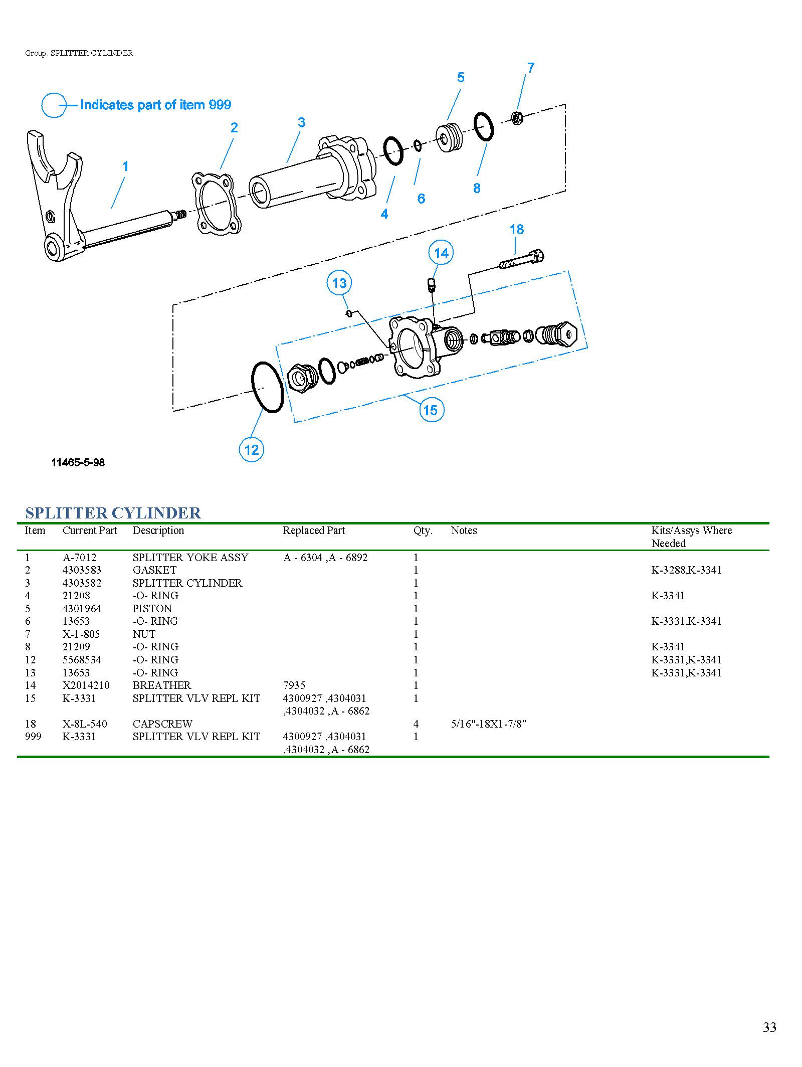 i have a 18b eaton fuller where the splitter is leaking Eaton Fuller Parts Online Eaton Fuller 10-Speed Diagram