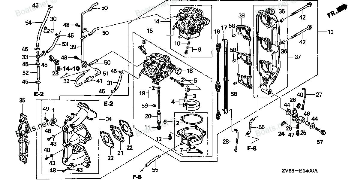 honda four stroke outboard manual
