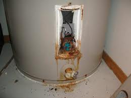 Ruudglas Pacemaker Electric Water Heater Has Water Warm