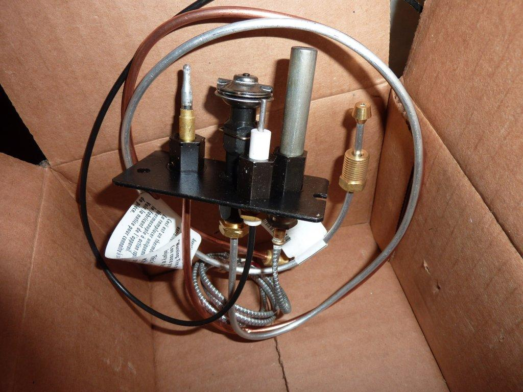 fireplace gas thermocouple fireplaces. lennox 74l57 gas fireplace ...