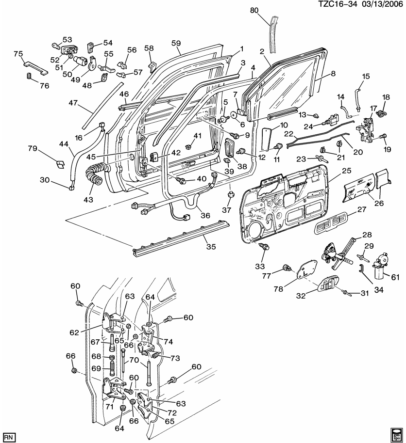 2001 yukon power seat wiring diagram