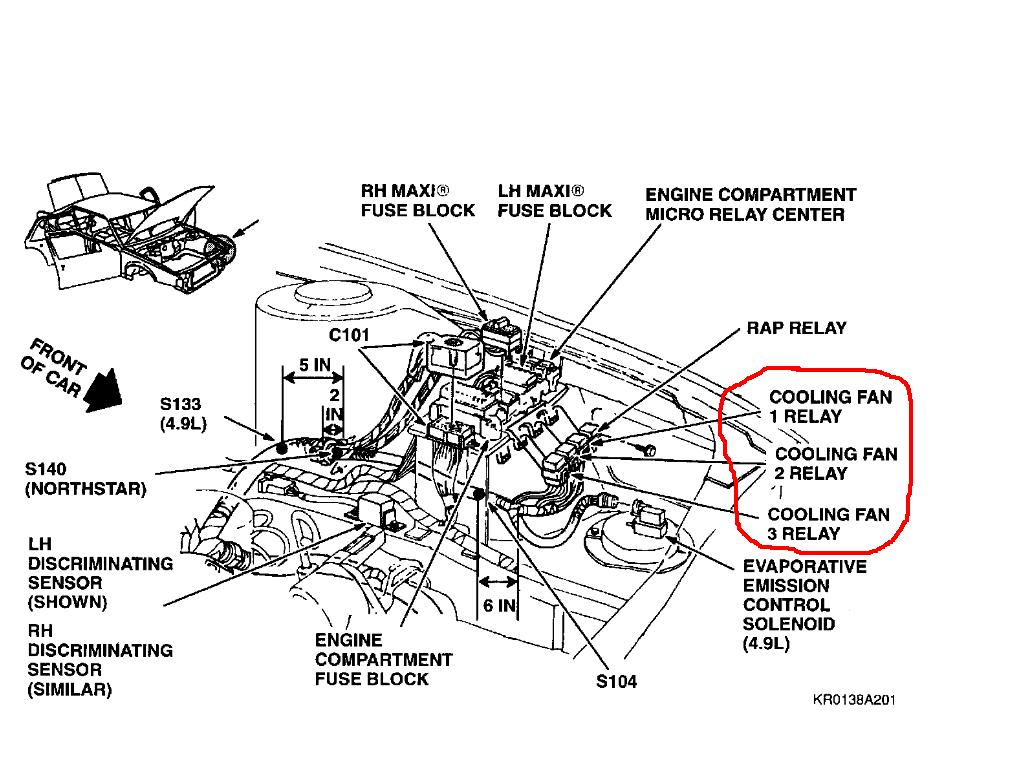 cadillac eldorado relay diagram  cadillac  free engine