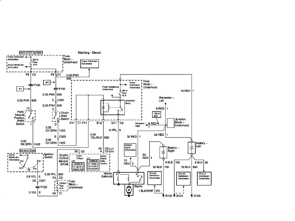 2004 Gmc sierra 1500 wiring diagram