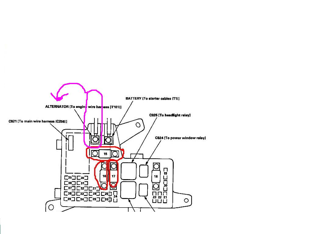 2002 honda crv fuse box diagram html