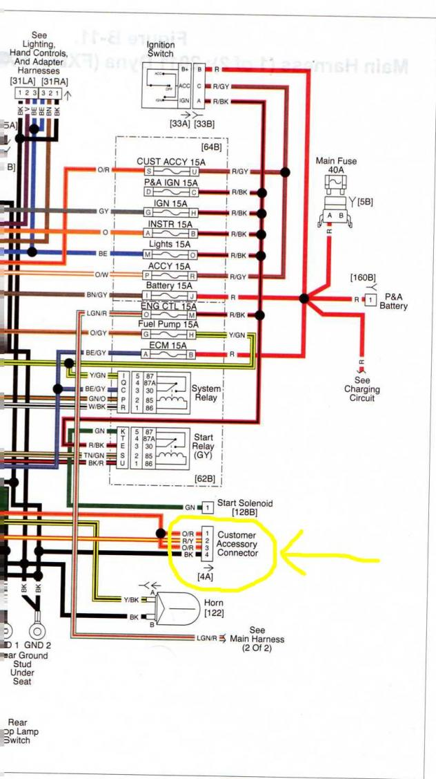 2012 flhx wiring diagram for dummies harley wiring diagram 2012 - somurich.com #6