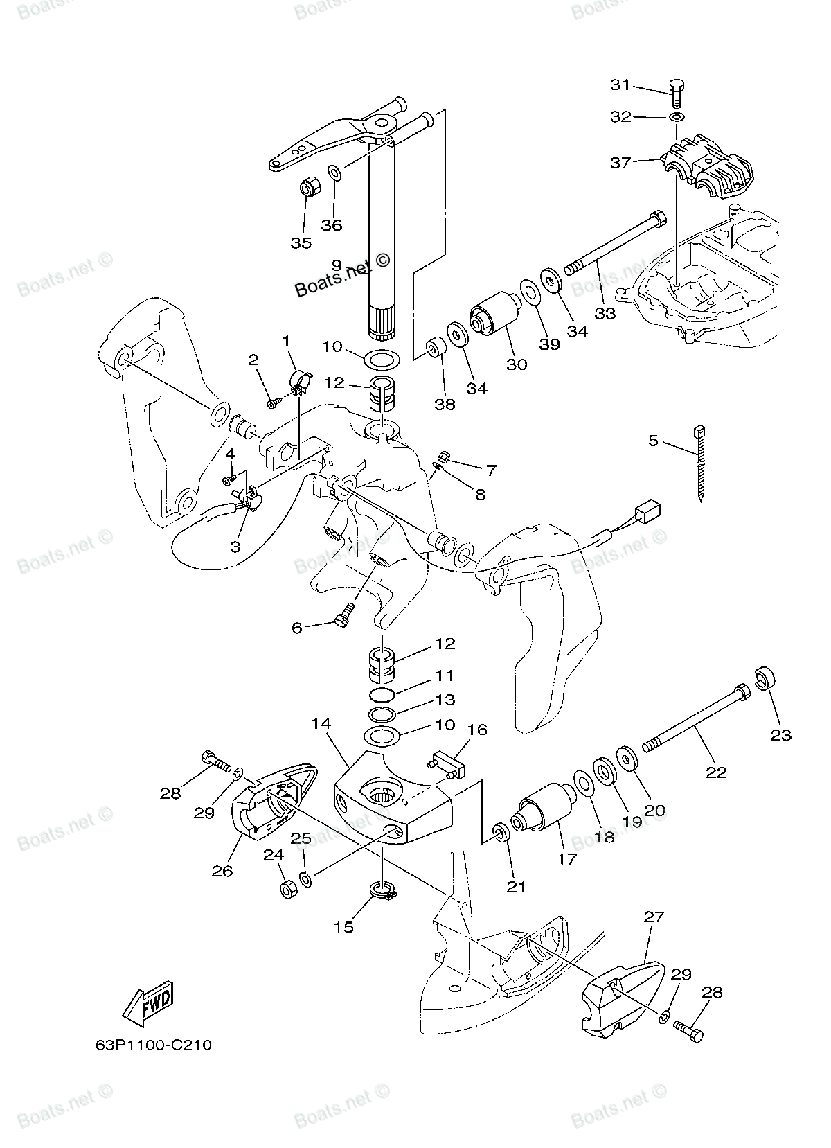 yamaha ox66 outboard wiring diagram 200 hp saltwater