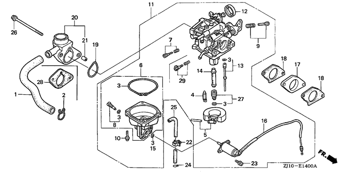 honda-gx620-wiring images - frompo