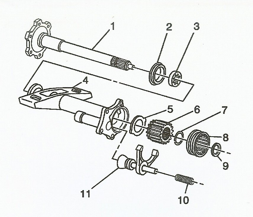 2004 Silverado Front Differential Diagram Wiring Diagrams