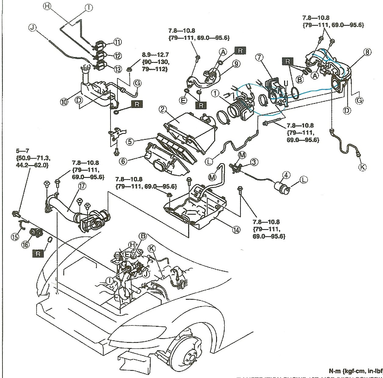 mazda rx 8 fuel system diagram  mazda  free engine image