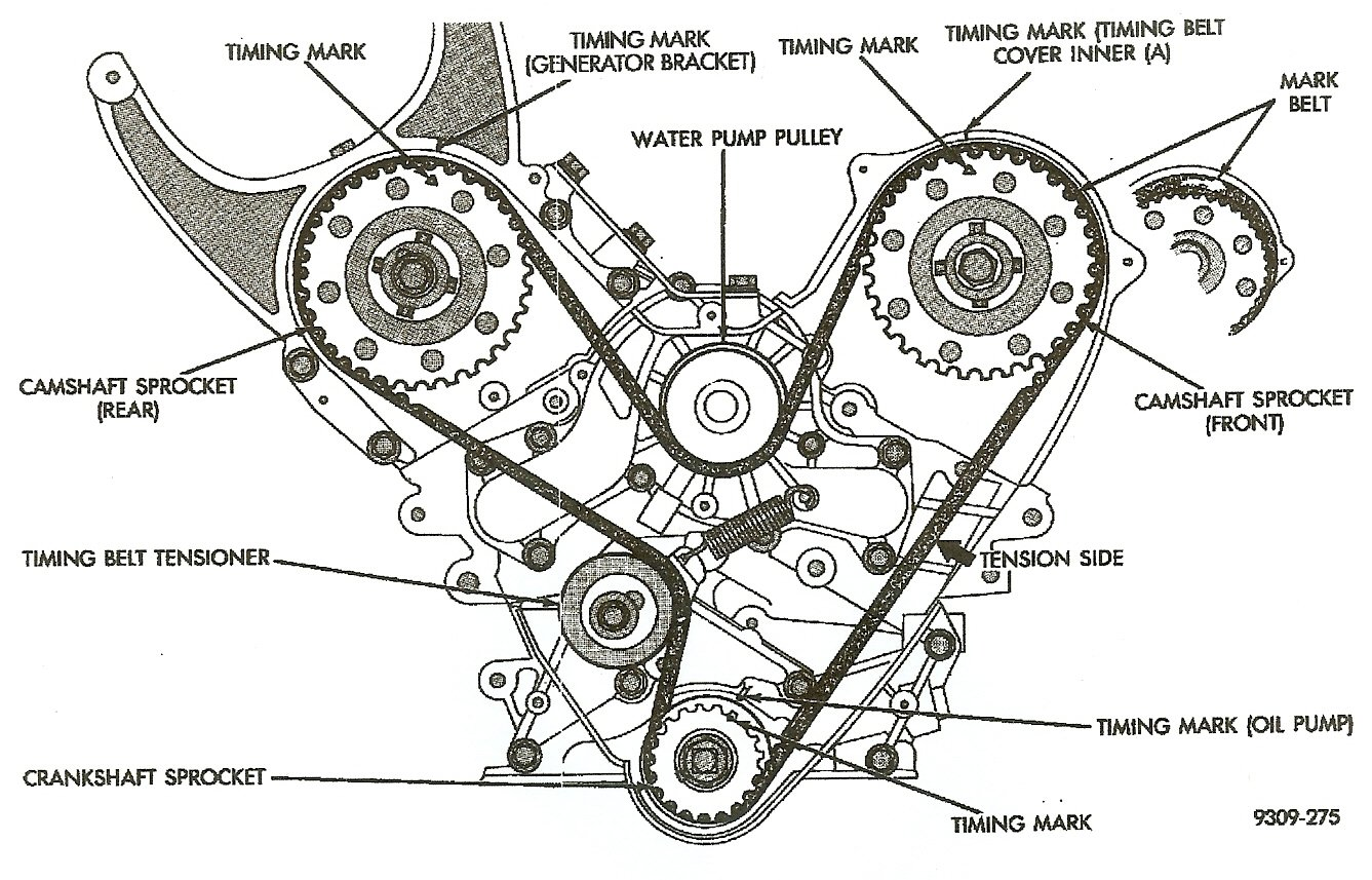 nissan altima 2009 qr25de engine diagram