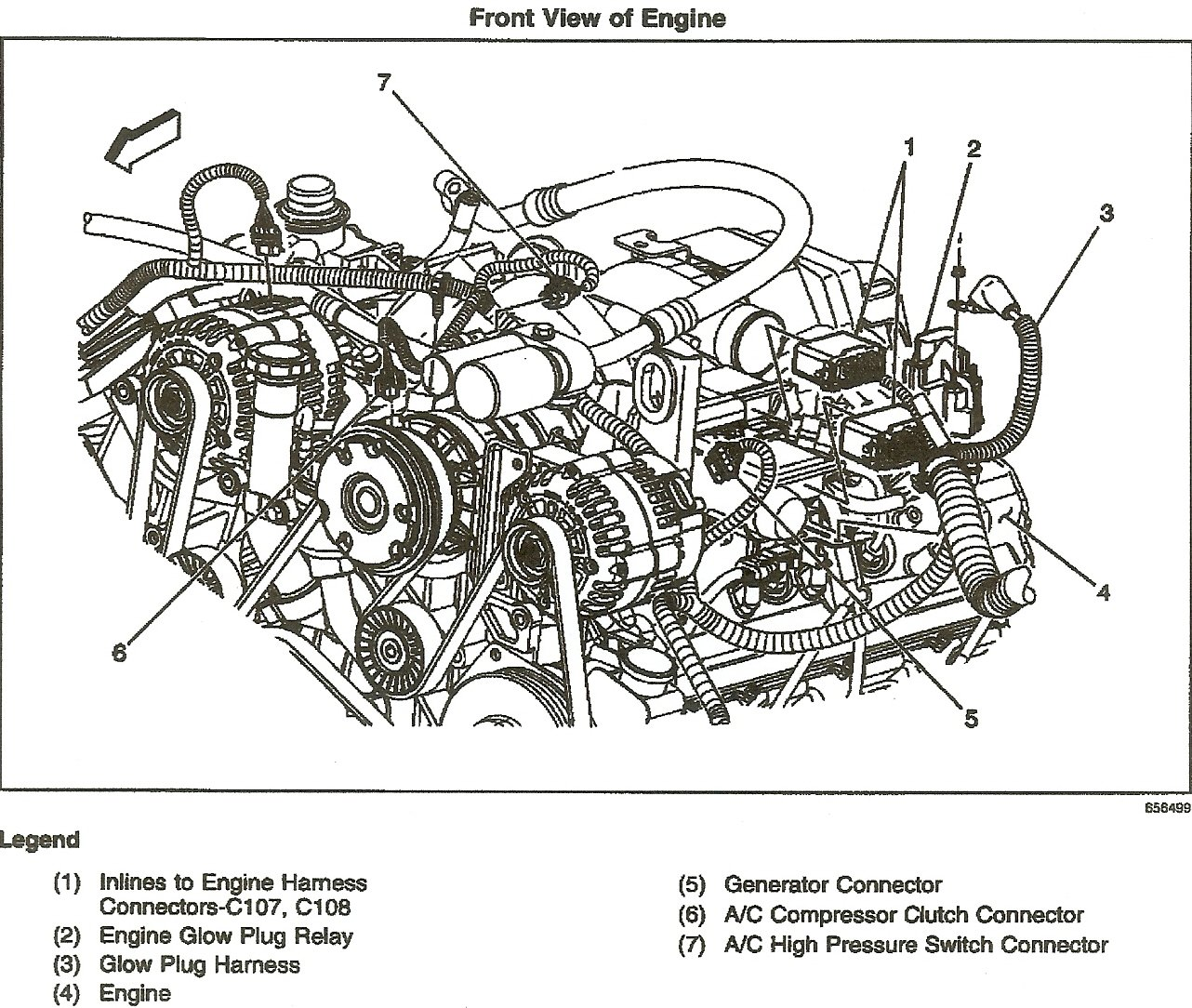 Chevy Cavalier Z24 2 4 Engine Diagram moreover Engine Diagram For 2011 Chevy Traverse together with Camshaft Position Sensor Location 2008 Buick Enclave as well 129 Diesel Belt Routing moreover Chevy Malibu 3 1 Engine Diagram. on 2003 chevy malibu belt diagram