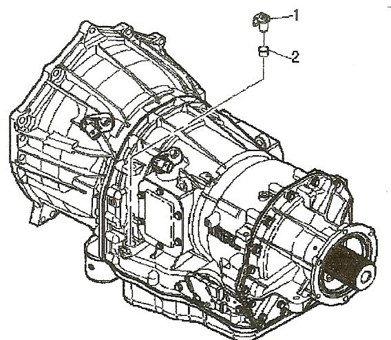 How Do I Add Tranny Fluid To A 2001 Silverado Diesel