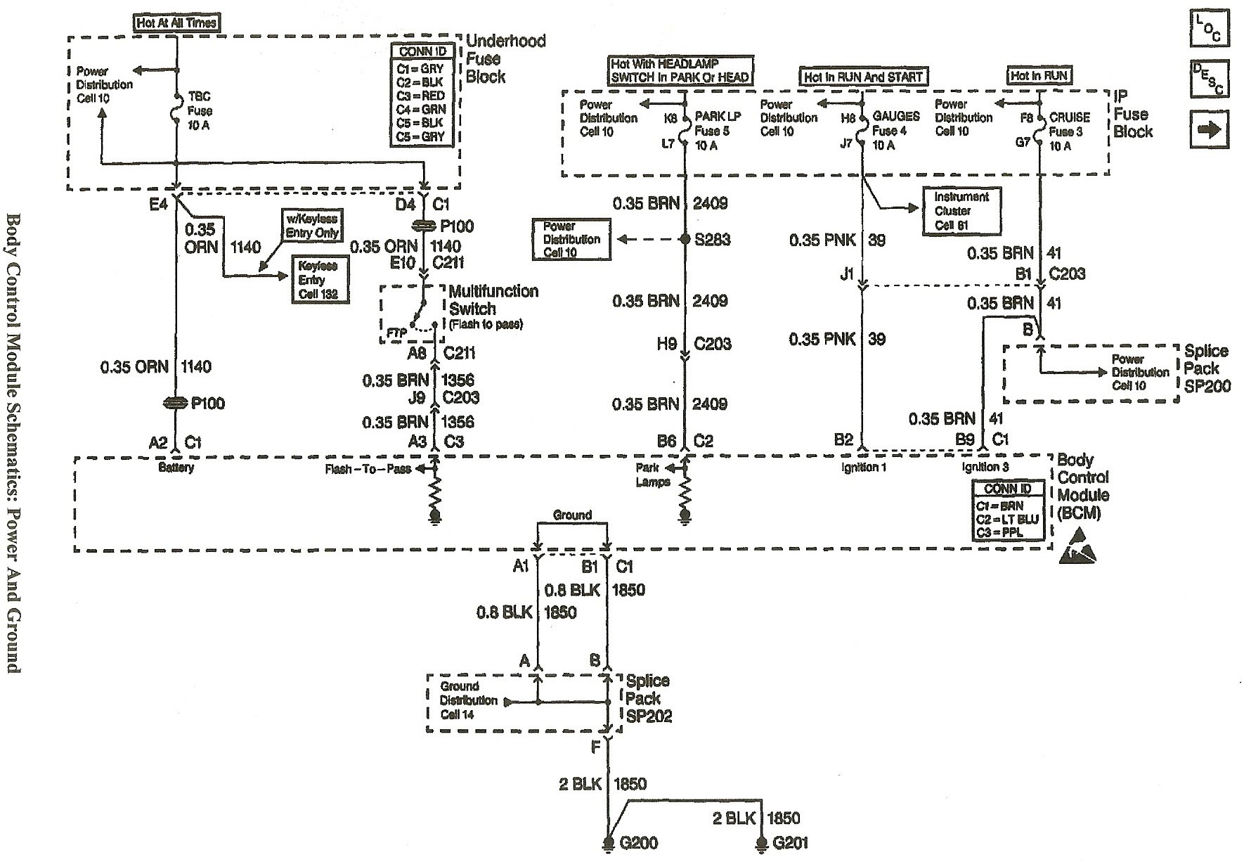 Do You Also Have A Wiring Diagram For This Body Control