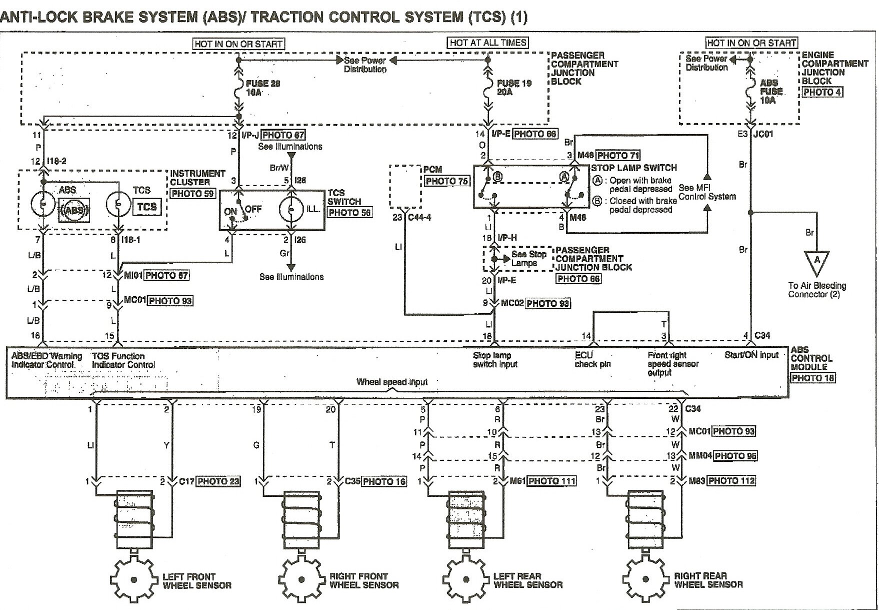 Hyundai Xg350 Wiring Diagram Free Picture Schematic Diagrams 2005 Tucson Wire I Have A With Traction Control Problems Stereo Sonata