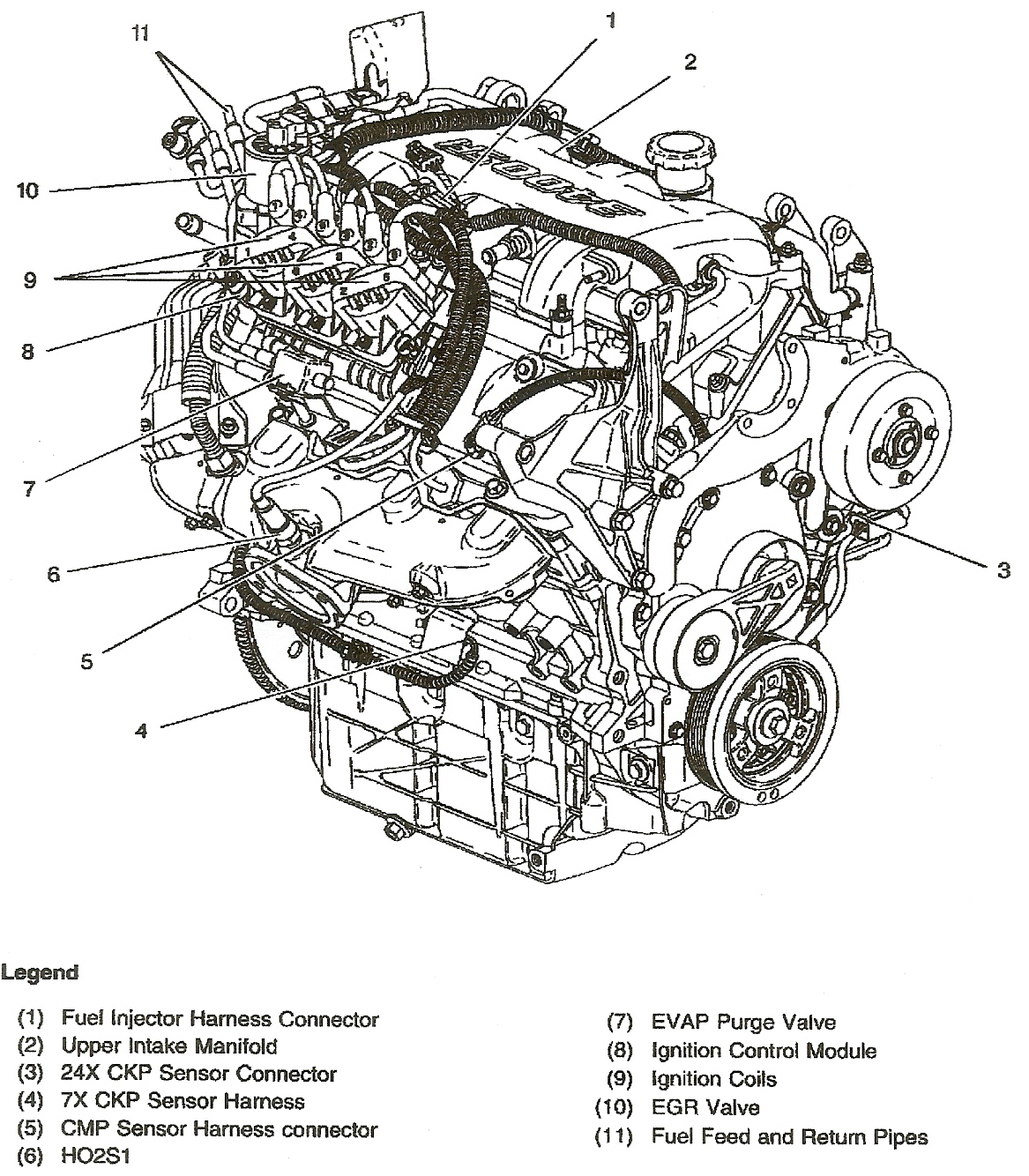 2000 pontiac engine diagram 2000 wiring diagrams