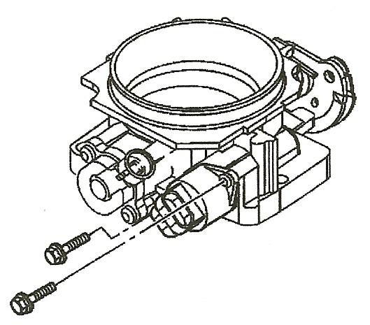P0507 Error Code Problem  1998 Gmc Jimmy  4 3l Engine Can