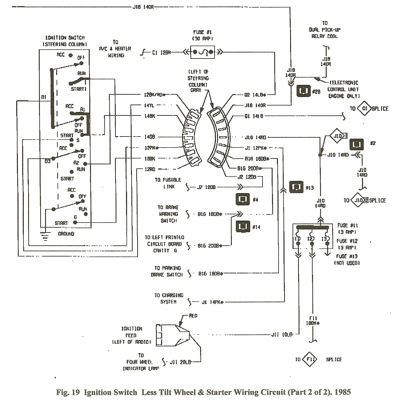 1999 chevy silverado brake line diagram