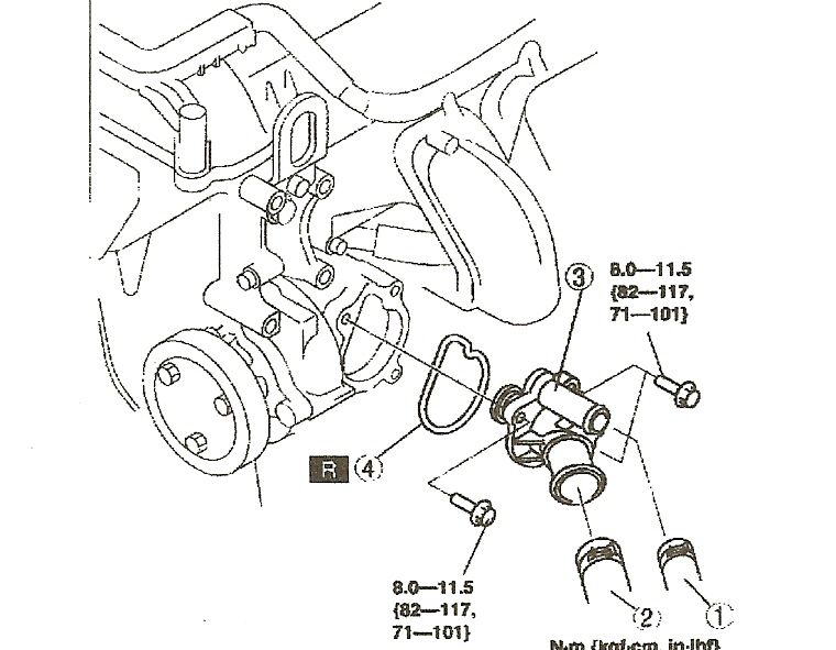 fuel injection system diagram 2007 chevy trailblazer
