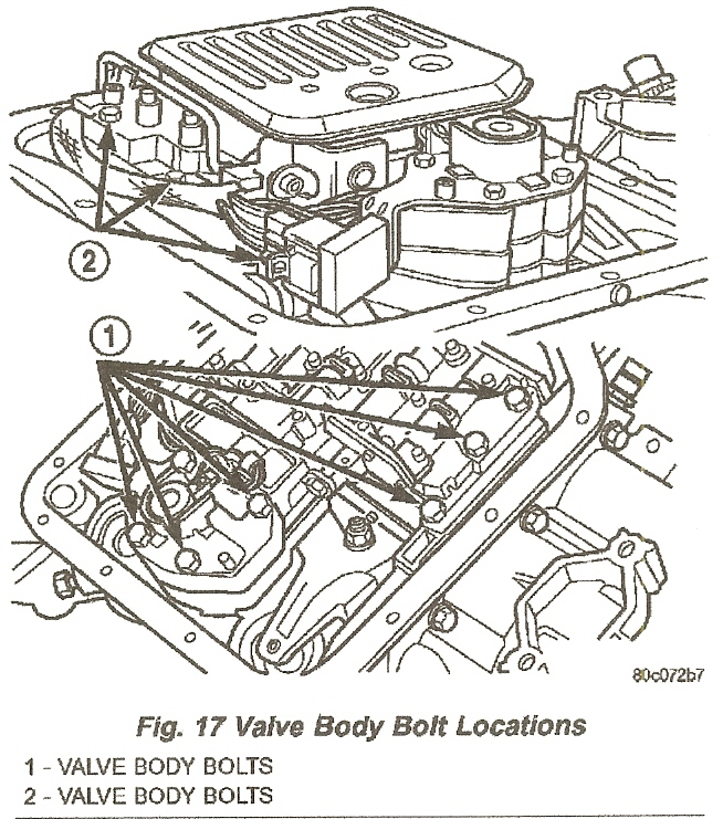 How To Remove The Transmission Control Solenoid From A