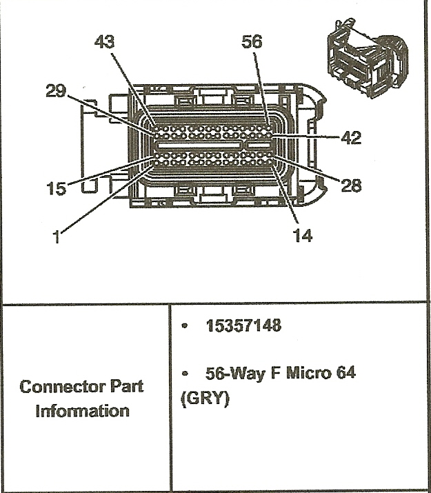 Where Can I Find A Wiring Diagram For An  U0026 39 04 Duramax Ecm