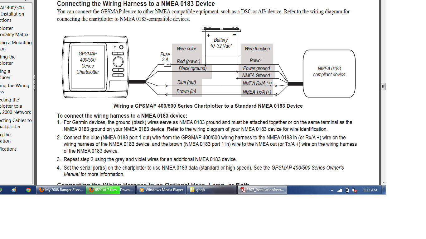 garmin 545s wiring diagram diagram get image about wiring my 2008 ranger 21ec came equiped a garmin gpsmap 545s