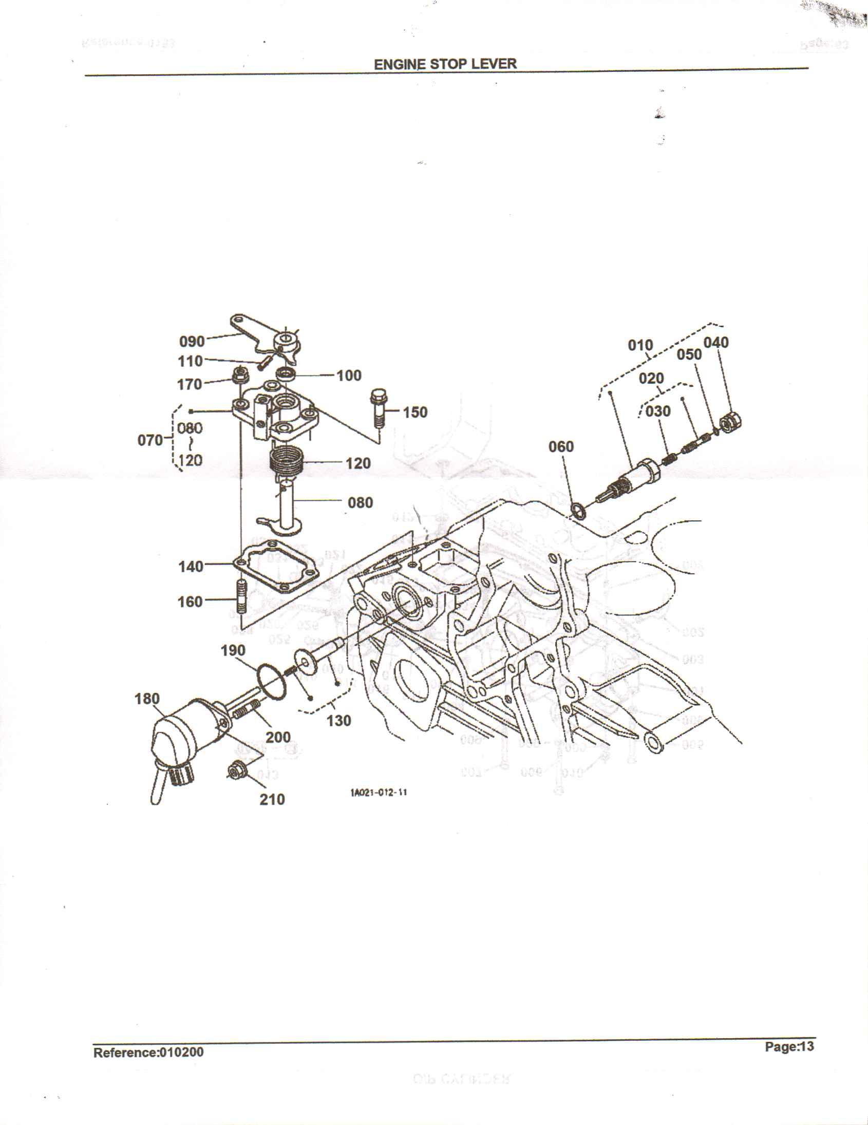 Kubota Fuel Solenoid Wiring Diagram Daily Update Excavator Diagrams L48 Tractor Rtv 900
