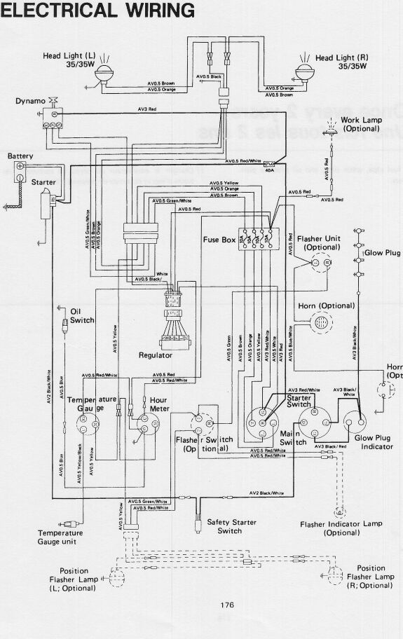 need wiring diagram for a bx1830 a 722 motor i took full size image