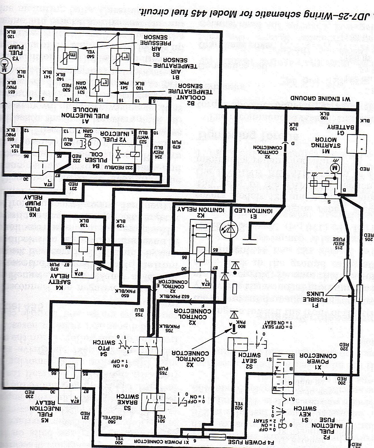 Wiring Diagram For John Deere 950 on john deere 4020 aftermarket parts