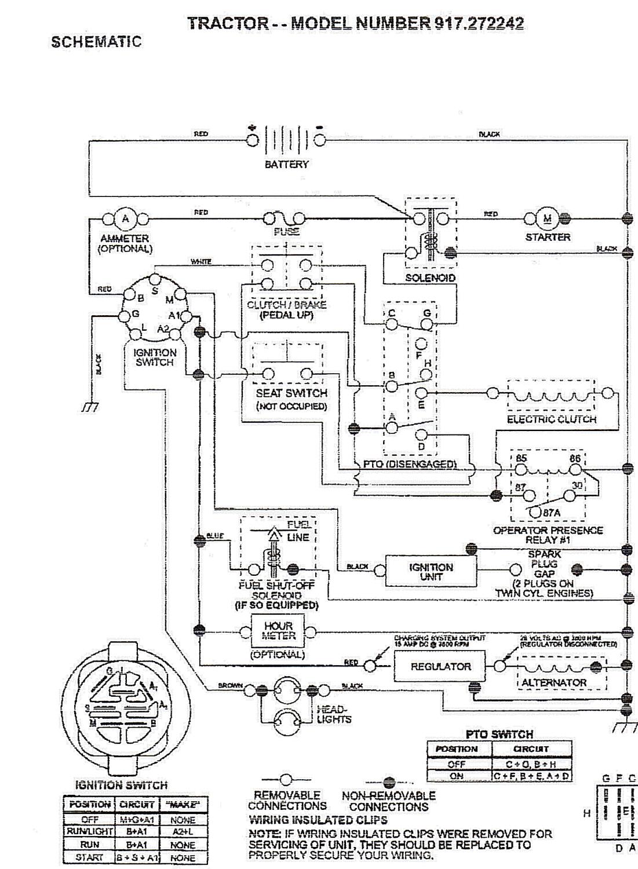 Craftsman Lt1000 Wiring Diagram - Three Pot Bass Wiring Diagram -  maxoncb.ab16.jeanjaures37.fr
