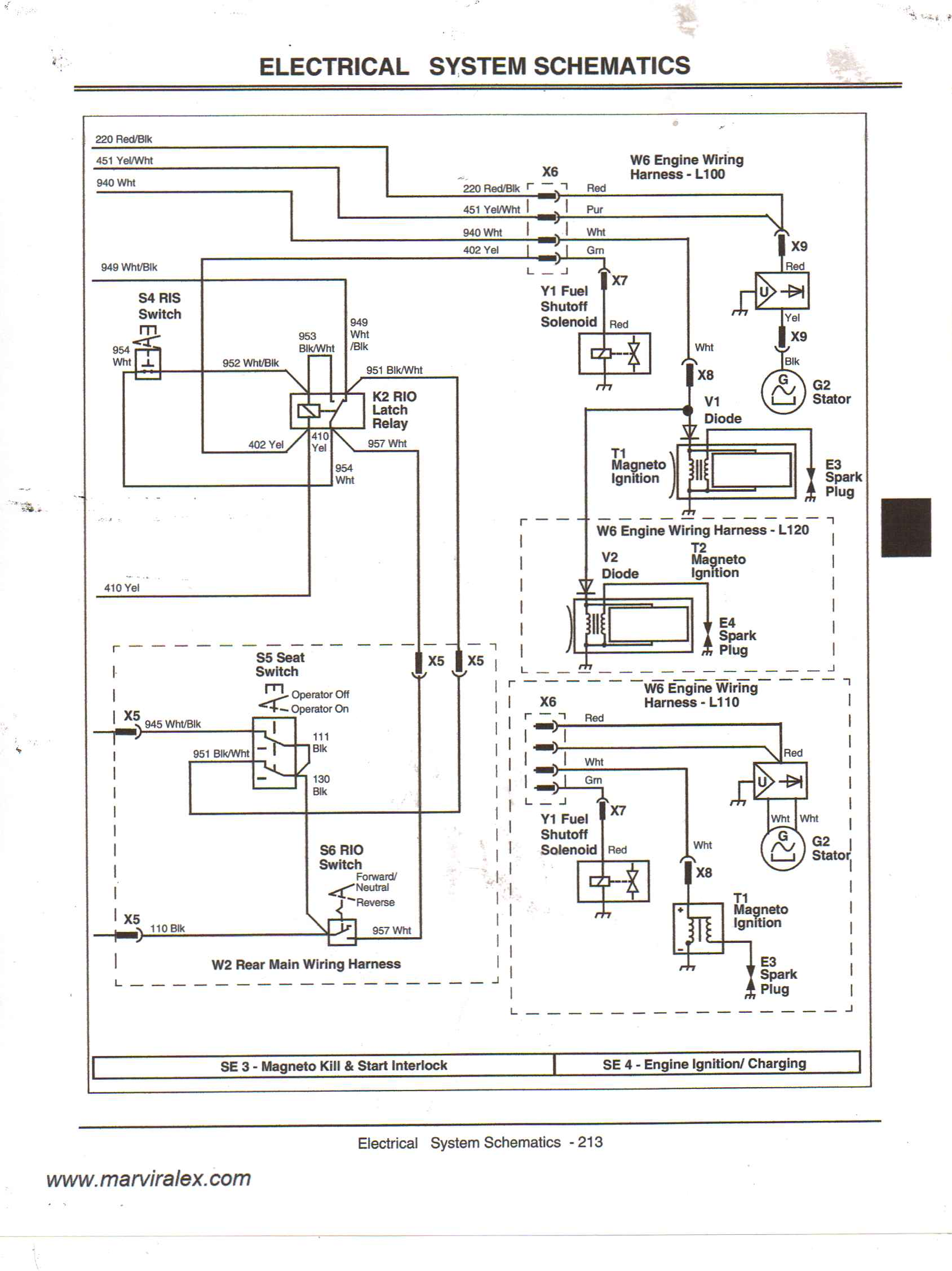 John Deere L100 Wiring Diagram on john deere wiring schematics