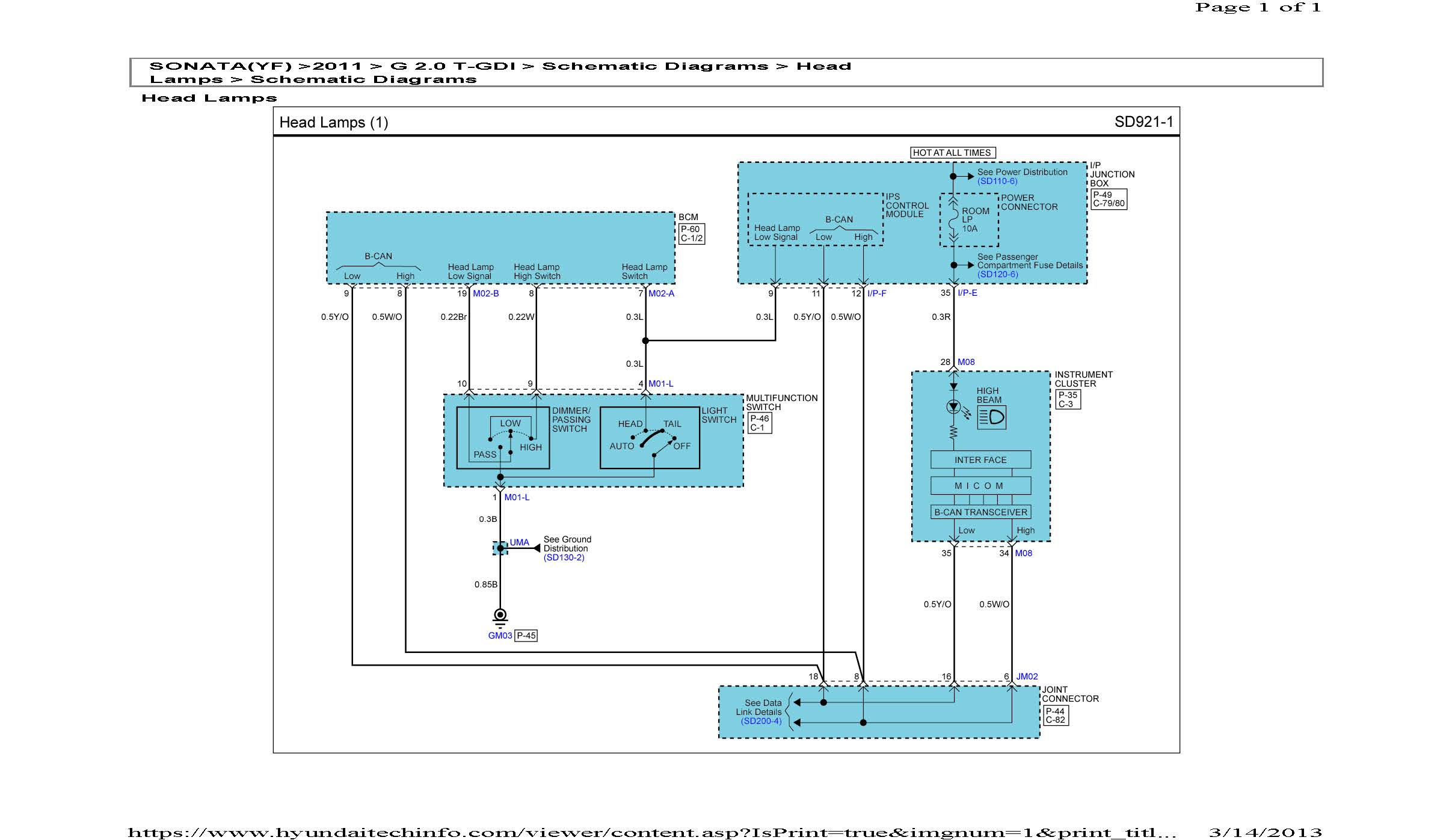 Diagram  Wiring Diagram 2011 Sonata Trunk Full Version Hd