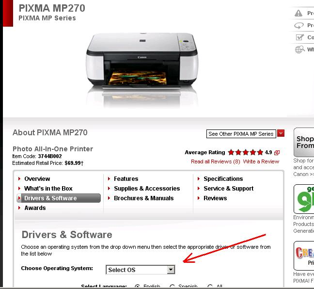 how to have your printer use a different driver