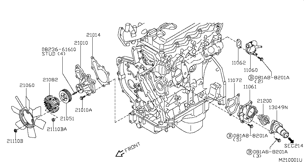 2011 nissan an engine diagram