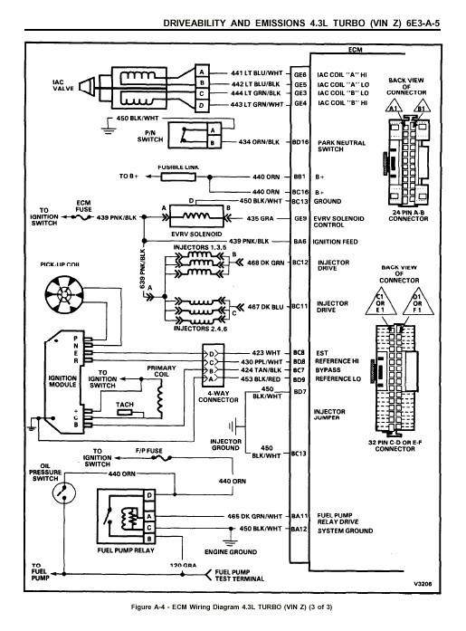 1994 gmc jimmy egr wiring diagram i have a 1991 gmc syclone with a egr system that does not ...