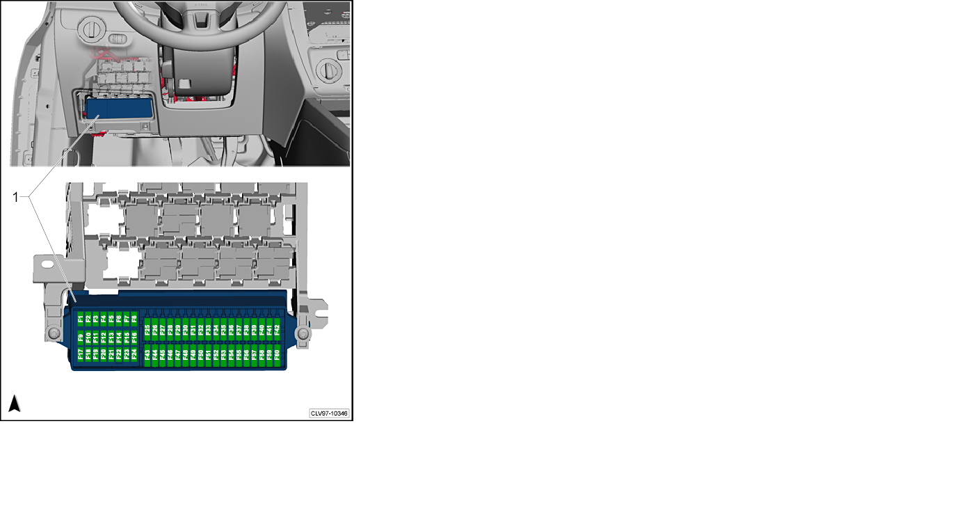 I Need A Fuse Map For A 2013 Vw Jetta Tdi  Also The Map Of