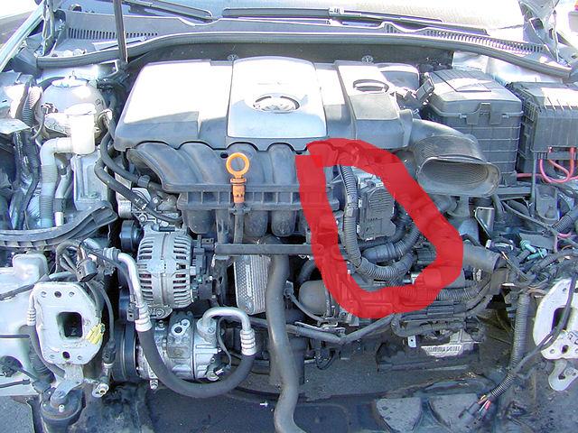 Volkswagen Jetta 5 Cylinder Engine On 2007 Vw Volkswagen