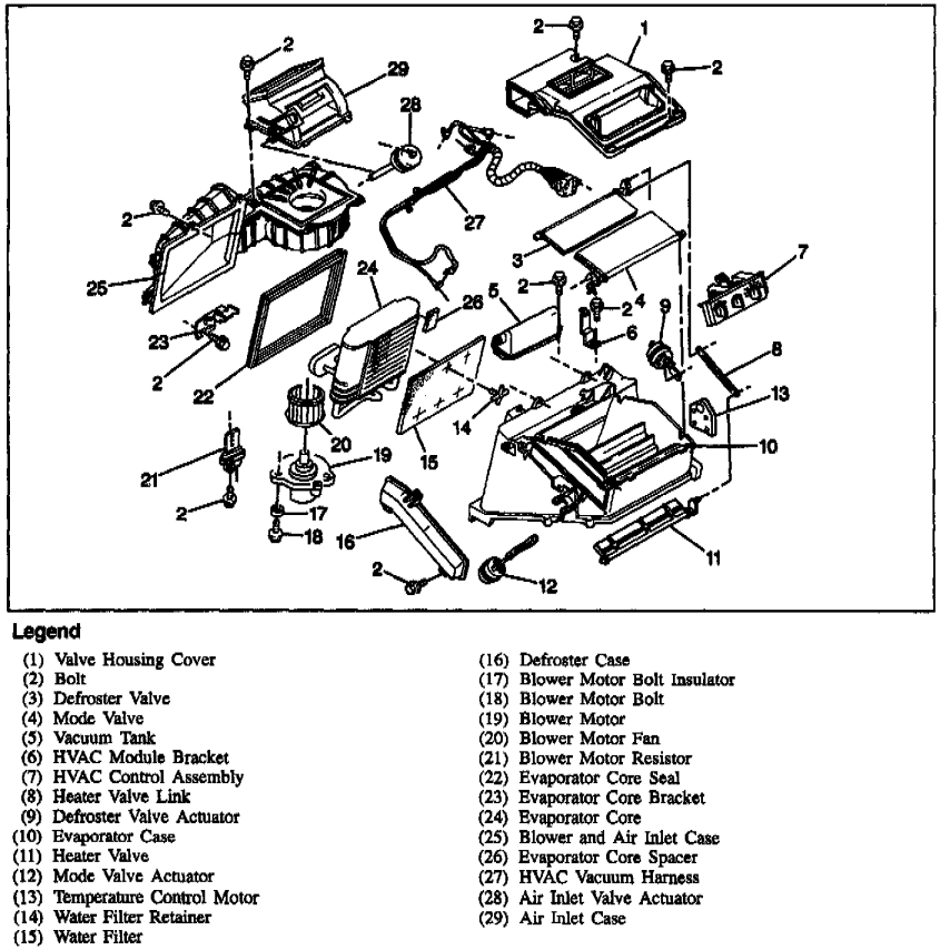 1997 oldsmobile bravada electrical diagram  oldsmobile